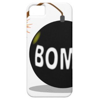 Cartoon Bomb iPhone SE/5/5s Case
