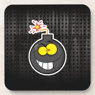 Cartoon Bomb; Rugged Coaster