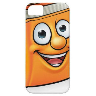 Cartoon Book Character Mascot iPhone SE/5/5s Case