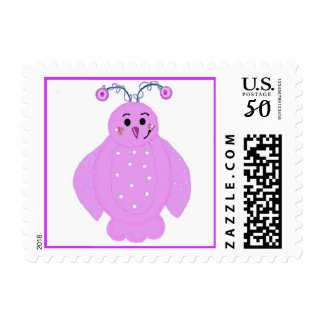 Cartoon Bug Postage