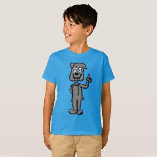 Cartoon Bulldog Character shirt