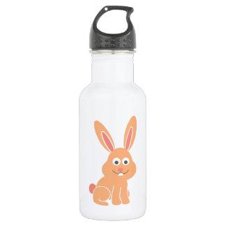 Cartoon Bunny 18oz Water Bottle