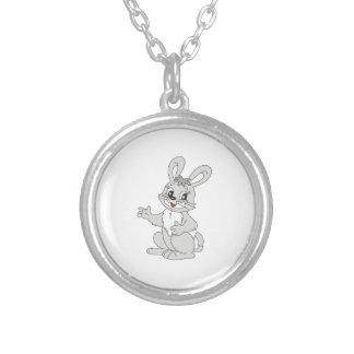 Cartoon Bunny Rabbit Necklaces