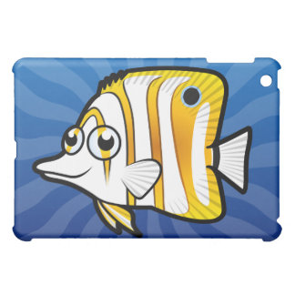 Cartoon Butterflyfish Cover For The iPad Mini