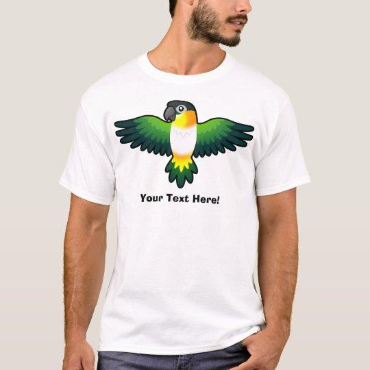 Cartoon Caique / Lovebird / Pionus / Parrot T-Shirt