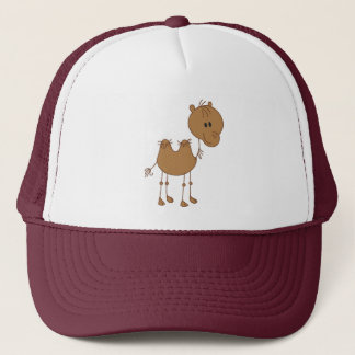 Cartoon Camel Trucker Hat