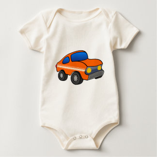 Cartoon car creeper