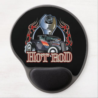Cartoon car gel mouse pad