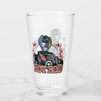 Cartoon car glass