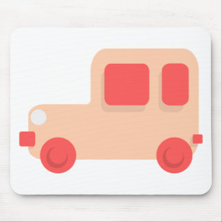 Cartoon Car Mouse Pad