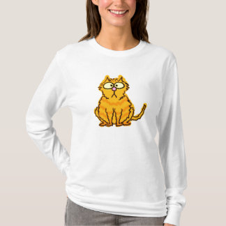 Cartoon Cat Shirt