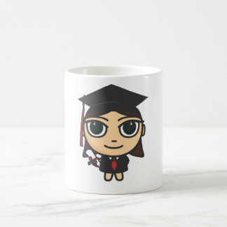 Cartoon Character Graduation Mug