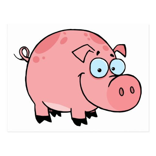 Famous pig cartoon characters - photo#8