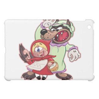 Cartoon Character Ipad Case