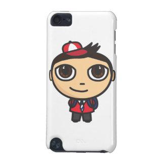 Cartoon Character School Boy iPod Touch Case