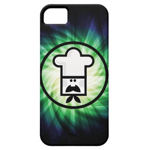 Cartoon Chef; Cool iPhone 5 Case