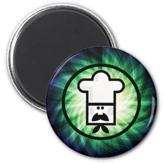 Cartoon Chef; Cool Magnets