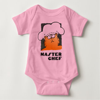 Cartoon Chef Tshirt | Funny Cooking Chef Tee