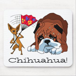 Cartoon Chihuahua 725 Mouse Pad