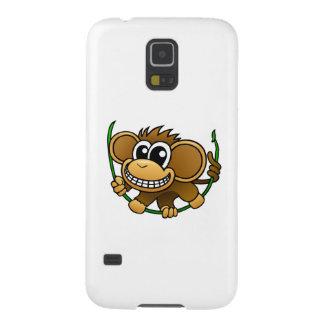 Cartoon Chimpanzee Galaxy S5 Case