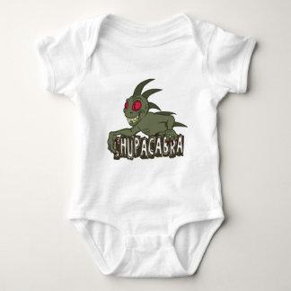 Cartoon Chupacabra Baby Bodysuit