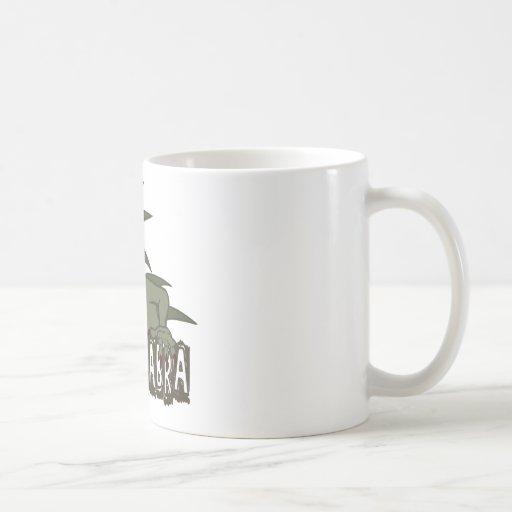 Cartoon Chupacabra Coffee Mug