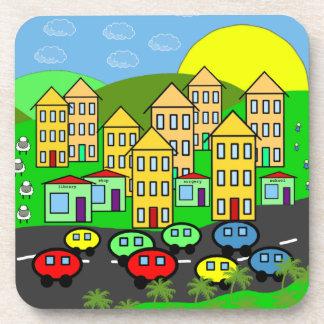 Cartoon City Coaster