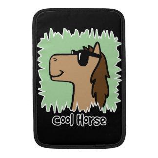 Cartoon Clip Art Cool Horse Wearing Sunglasses MacBook Air Sleeve