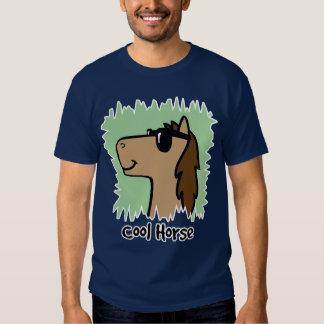 Cartoon Clip Art Cool Horse Wearing Sunglasses T Shirt
