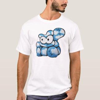 Cartoon Cloud Cat T-Shirt