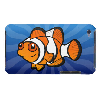 Cartoon Clownfish iPod Touch Case-Mate Case
