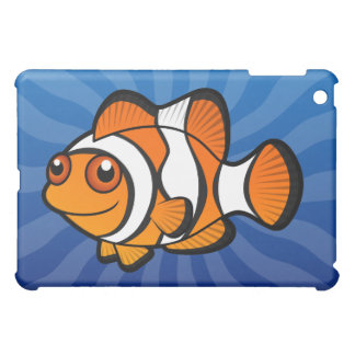 Cartoon Clownfish iPad Mini Cover