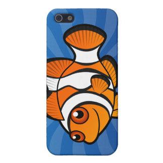 Cartoon Clownfish iPhone SE/5/5s Case