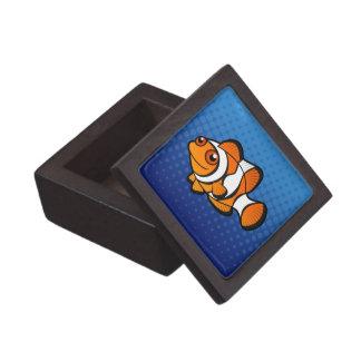 Cartoon Clownfish Jewelry Box