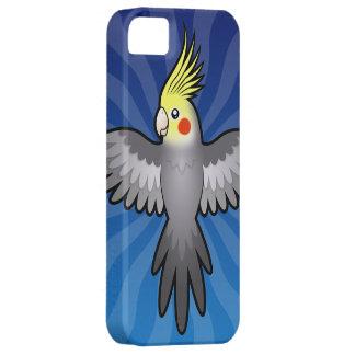 Cartoon Cockatiel iPhone SE/5/5s Case