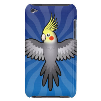 Cartoon Cockatiel iPod Touch Cover