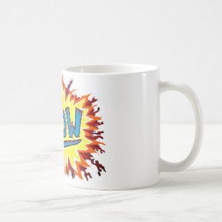 Cartoon & Comics Sound Effect POW! Coffee Mug