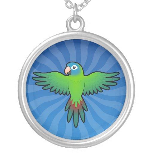 Cartoon Conure / Lorikeet / Parrot Custom Jewelry