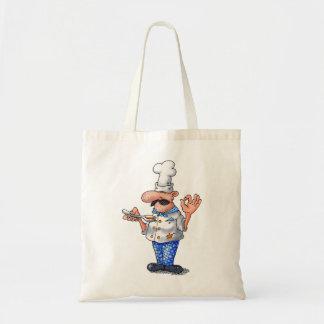 cartoon cook bag