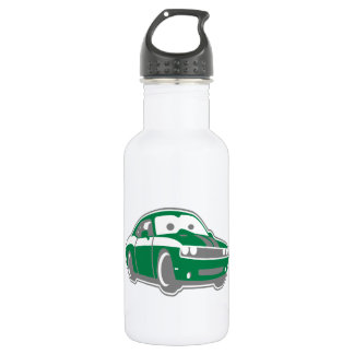 Cartoon-Coupe Water Bottle