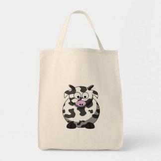 Cartoon Cow Bag