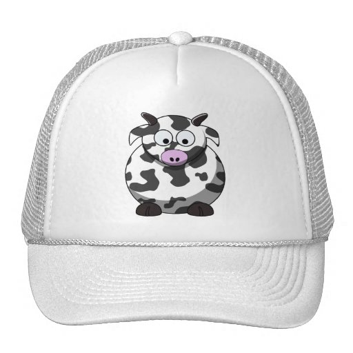 Cartoon Cow Hat