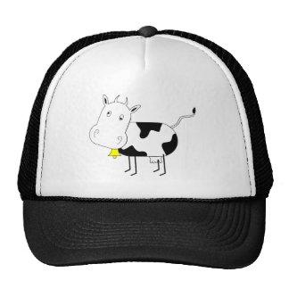 Cartoon Cow Hat