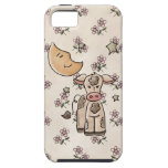 Cartoon Cow iphone case mate Vibe 5 iPhone 5 Cases