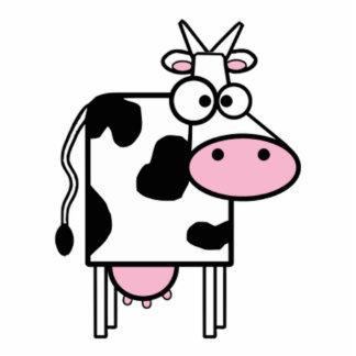 Cartoon Cow Cut Out