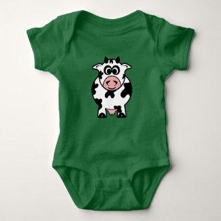 Cartoon Cow Tee Shirt