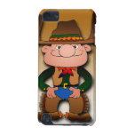 Cartoon Cowboy iPod Touch (5th Generation) Case