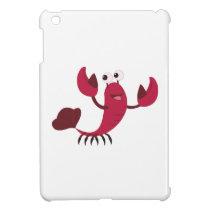 Cartoon Crab Cover For The iPad Mini