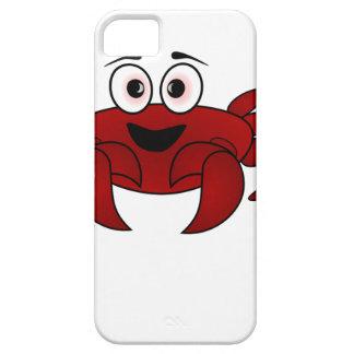 Cartoon Crab iPhone SE/5/5s Case