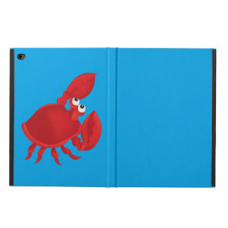 Cartoon crab powis iPad air 2 case